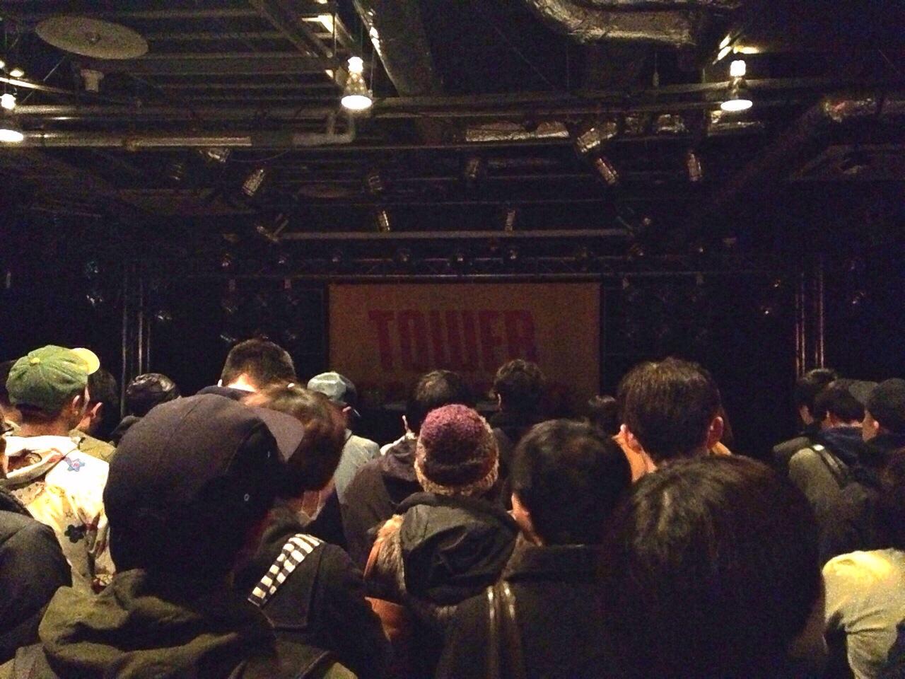 タワーレコード渋谷店 B1F(CUTUP STUDIO)